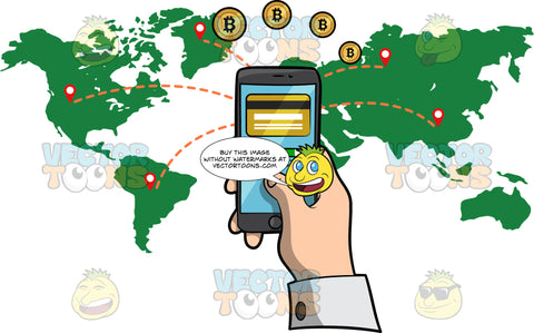 A Blockchain Worldwide Transaction