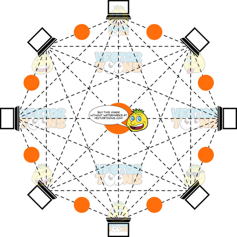 An Interconnected Blockchain Network