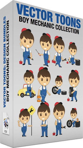 Boy Mechanic Collection