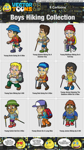 Boys Hiking Collection