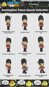 Buckingham Palace Guards Collection