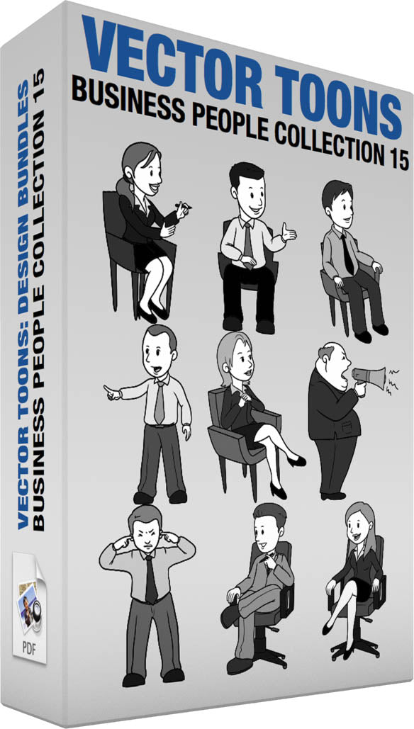 Business People Collection 15