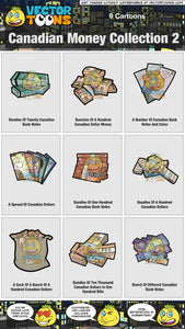Canadian Money Collection 2