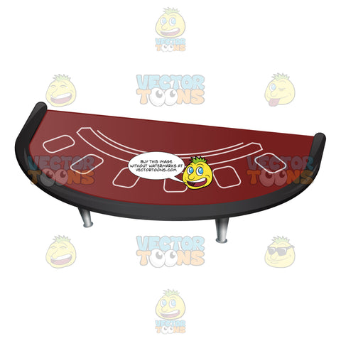 Casino Style Professional Blackjack Table
