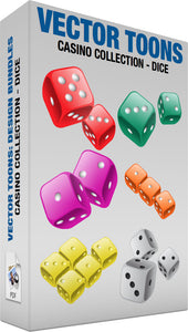 Casino Collection Dice