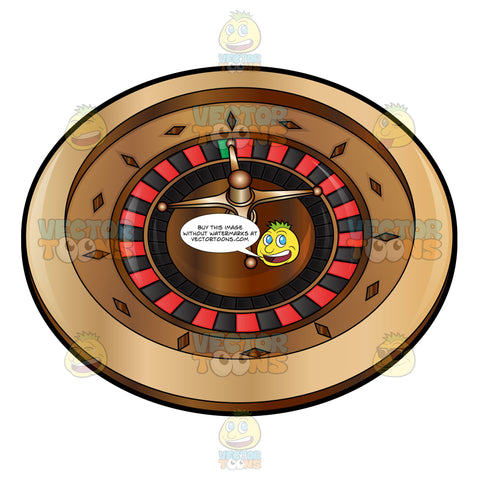 Deluxe Wooden Roulette