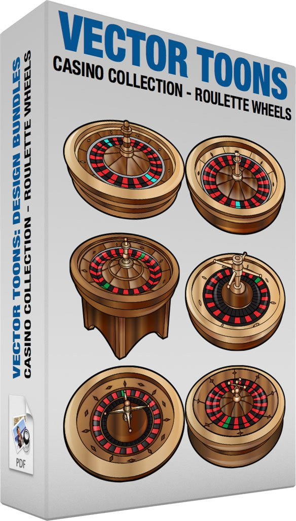 Casino Collection Roulette Wheels