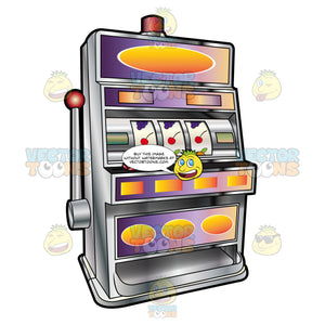 Cherry Jackpot Slot Machine