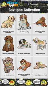 Cavapoo Collection