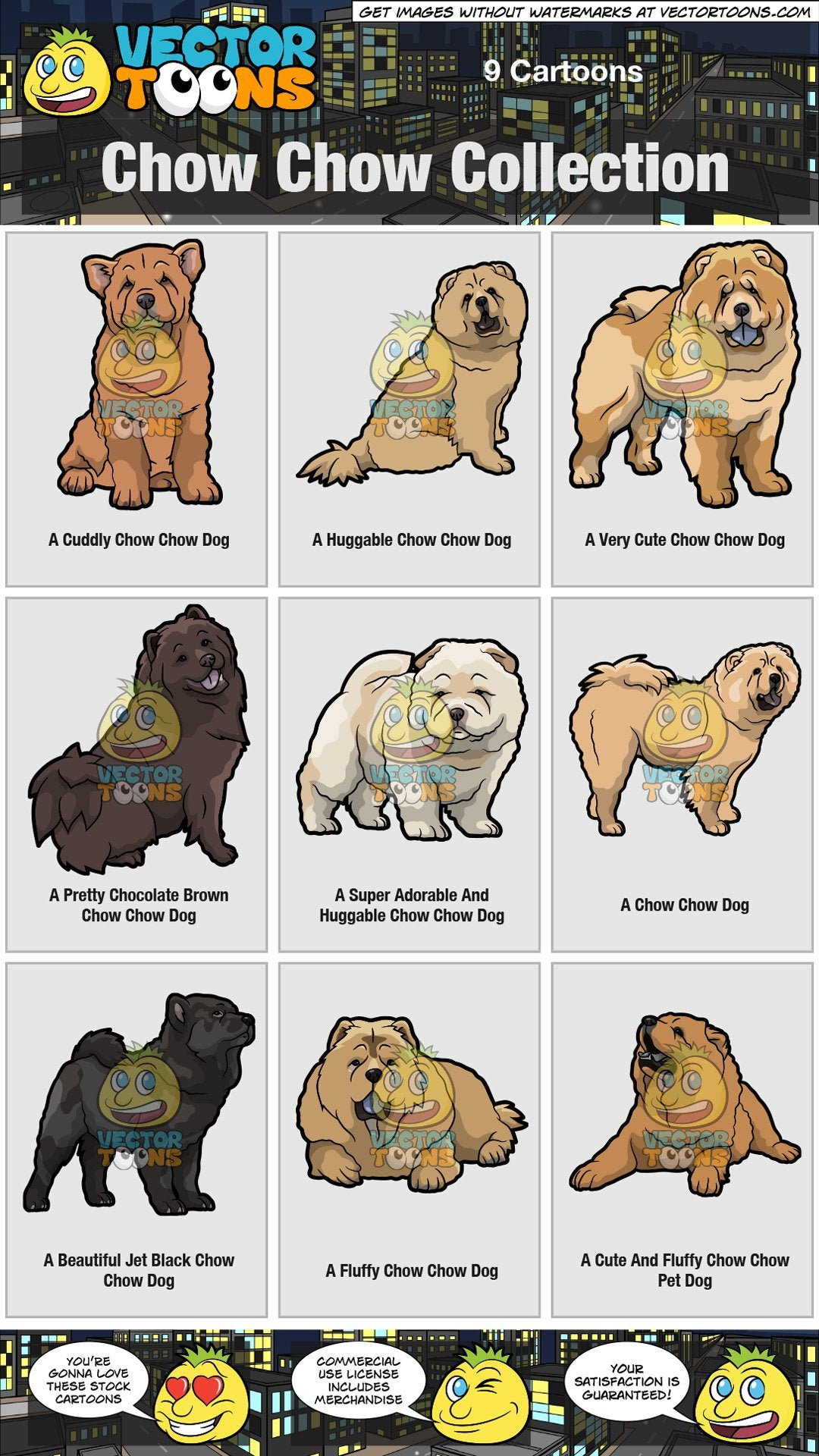 Chow Chow Collection
