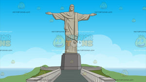 Christ The Redeemer Background