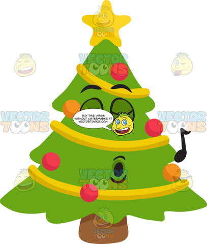 A Whistling Christmas Tree