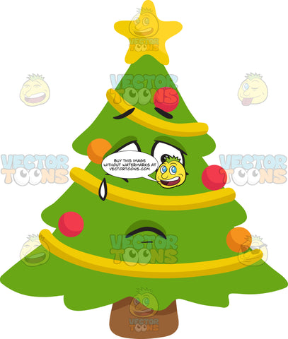 A Sorrowful Christmas Tree