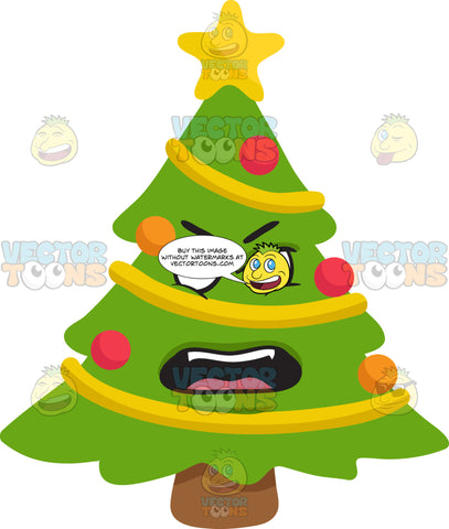 A Nagging Christmas Tree