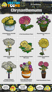 Chrysanthemums Collection