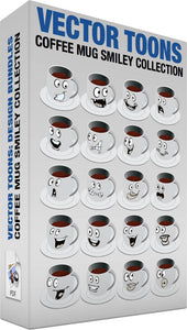 Coffee Mug Smiley Collection