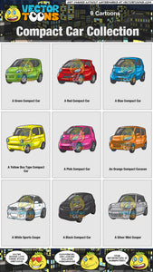 Compact Car Collection