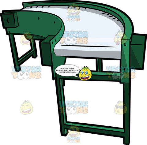 A Food Grade Conveyor Belt