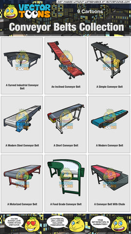 Conveyor Belts Collection