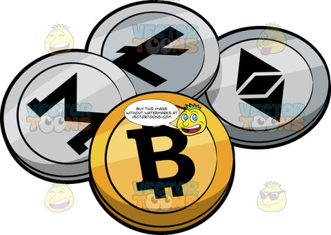 Variety Of Cryptocurrency Coins