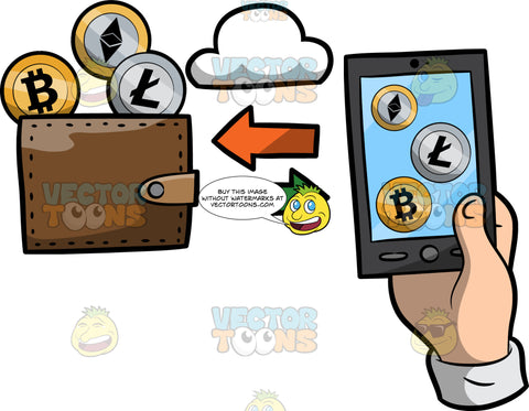 Cloud Exchange Of Cryptocurrencies