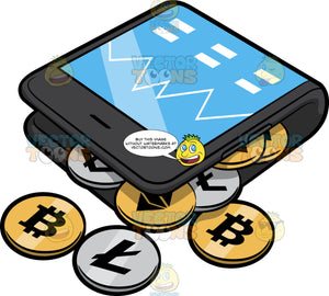 A Bitcoin Mobile Wallet