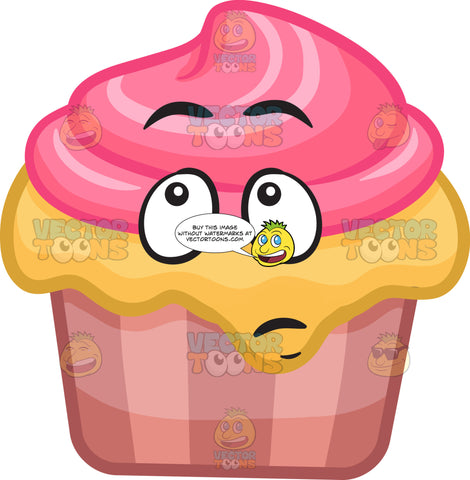 A Wondering Party Cupcake