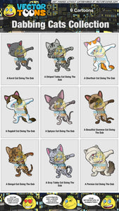 Dabbing Cats Collection