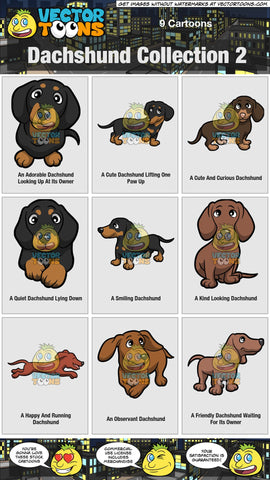 Dachshund Collection 2
