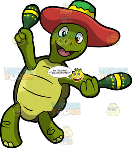 A Dancing Mexican Turtle