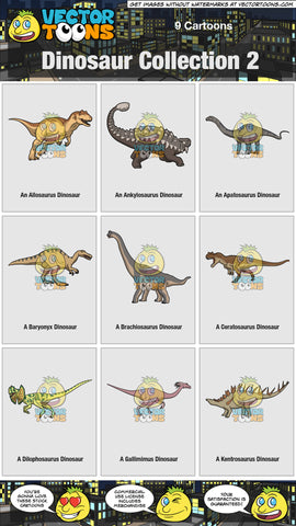 Dinosaur Collection 2