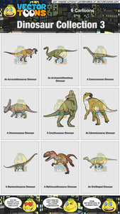 Dinosaur Collection 3