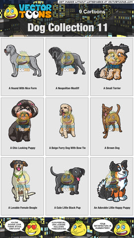 Dog Collection 11