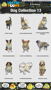 Dog Collection 13