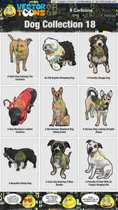 Dog Collection 18