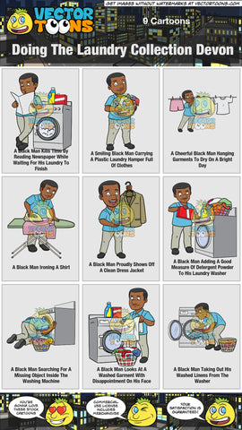 Doing The Laundry Collection Devon