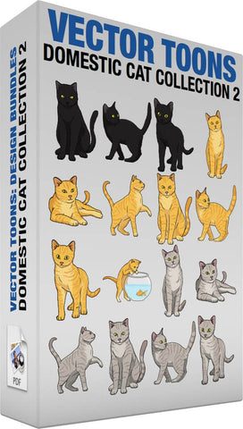 Domestic Cat Collection 2