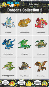 Dragons Collection 2