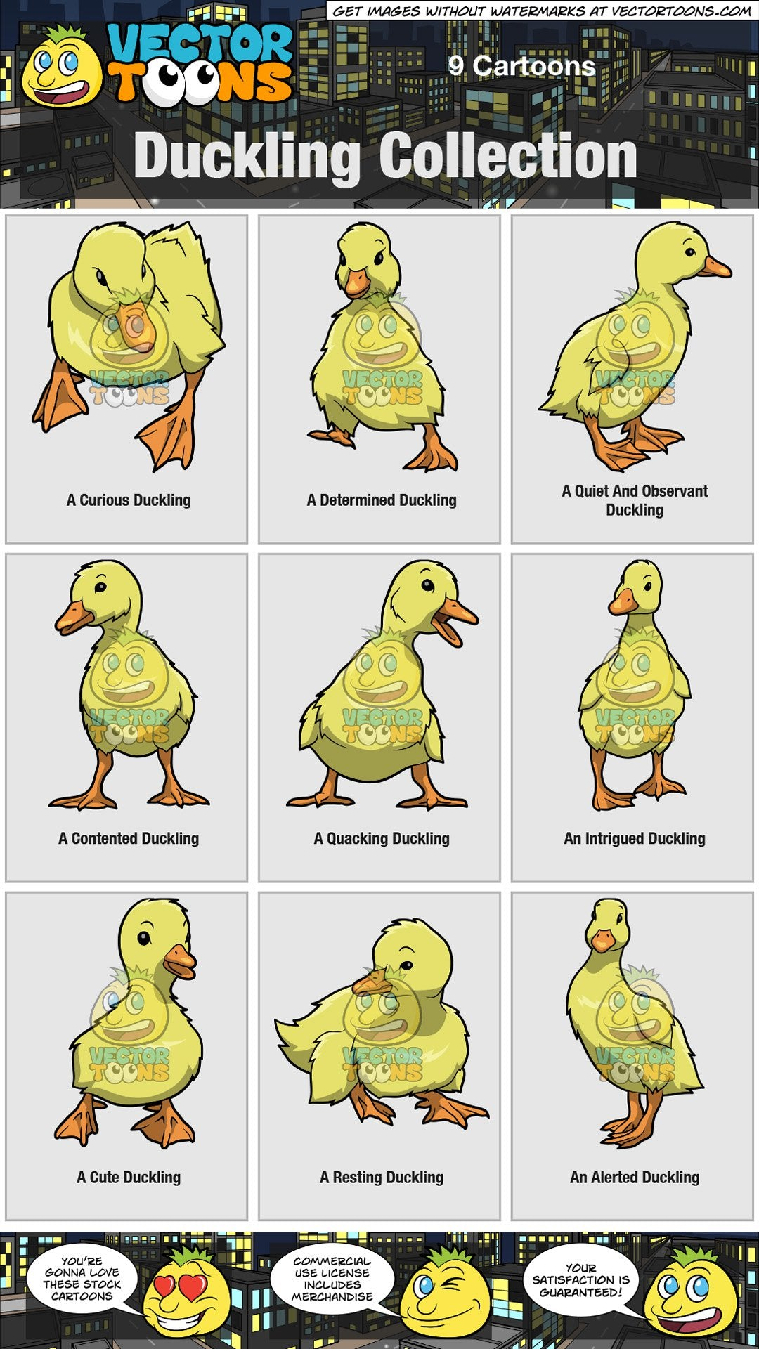 Duckling Collection