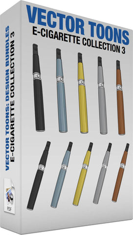 E-Cigarette Collection 3