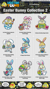 Easter Bunny Collection 2