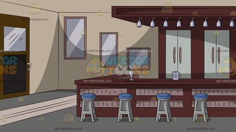 Empty Bar Background