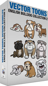 English Bulldog Collection 2