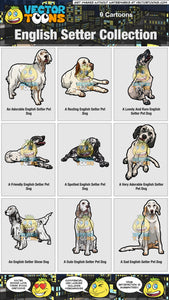 English Setter Collection