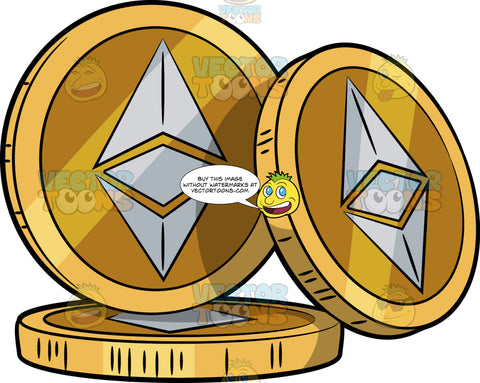 Three Ethereum Coins