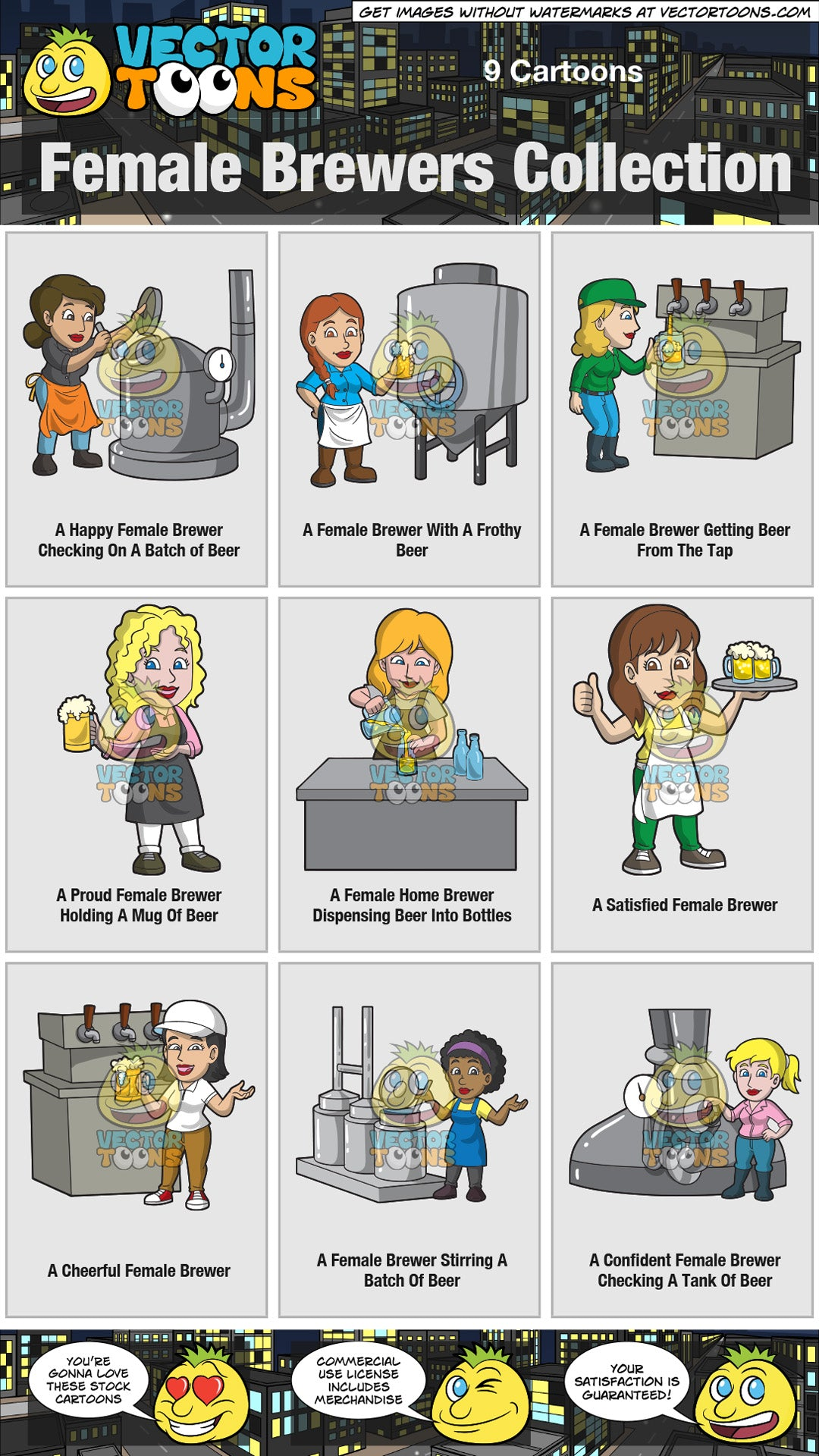 Female Brewers Collection