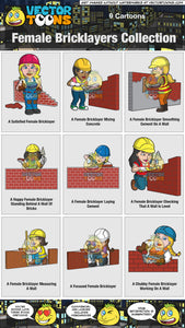 Female Bricklayers Collection