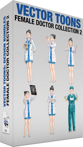 Female Doctor Collection 2