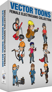 Female Electricians Collection