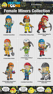 Female Miners Collection